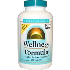 фото Source Naturals, Wellness Formula
