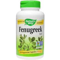 Nature's Way, Fenugreek Seed