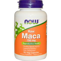 Now Foods, Maca