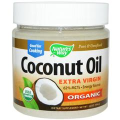 Nature's Way, Organic Coconut Oil