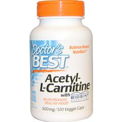 Doctor's Best, Acetyl-L-Carnitine