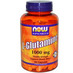 Now Foods, L-Glutamine