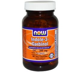 Now Foods, Indole-3-Carbinol