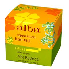 Alba Botanica, Facial Mask, Papaya Enzyme