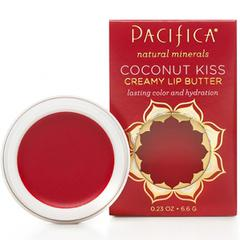 Pacifica, Coconut Kiss, Creamy Lip Butter