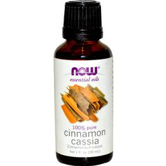 Now Foods, Essential Oils, Cinnamon Cassia