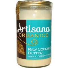 Artisana, Raw Coconut Butter