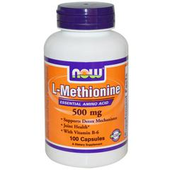 фото Now Foods, L-Methionine
