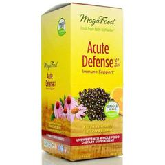 фото MegaFood, Acute Defense To Go!