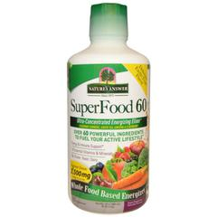 фото Nature's Answer, SuperFood 60