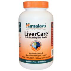 Himalaya Herbal Healthcare, Liver Care