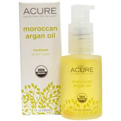 Acure Organics, Moroccan, Argan Oil Treatment