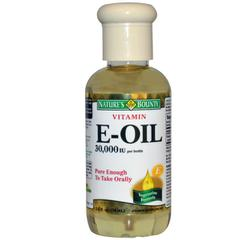 Nature's Bounty, Vitamin E-Oil