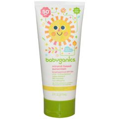 BabyGanics, Mineral-Based Sunscreen