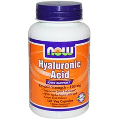Now Foods, Hyaluronic Acid