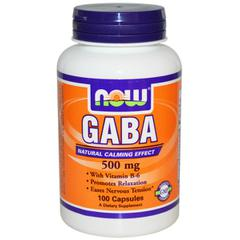 Now Foods, GABA
