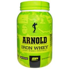 Arnold, Iron Whey, Peanut Butter Cup