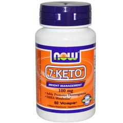 Now Foods, 7-KETO