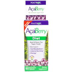Natrol, AcaiBerry Diet