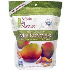 Made in Nature, Dried Mangoes