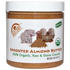 Dastony, Organic Sprouted Almond Butter