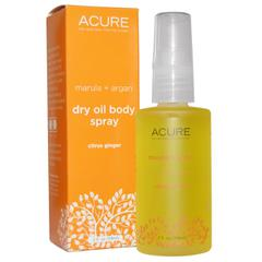 фото Acure Organics, Dry Oil Body Spray