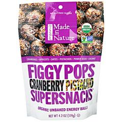 Made in Nature, Organic Figgy Pops