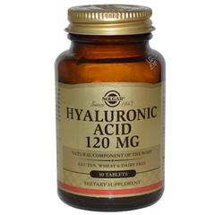 Solgar, Hyaluronic Acid