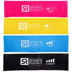 фото Sports Research, Mini Loop Bands