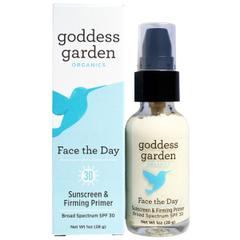 Goddess Garden, Organics, Face the Day