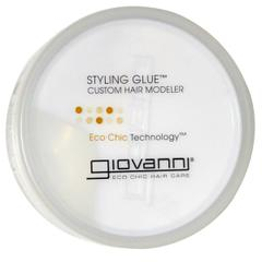 Giovanni, Styling Glue, Custom Hair Modeler