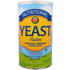 KAL, Nutritional, Yeast Flakes