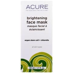 Acure Organics, Brightening Face Mask