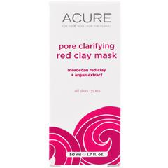 Acure Organics, Pore Clarifying Red Clay Mask