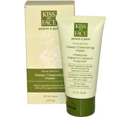 Kiss My Face, Pore Shrink, Deep Cleansing Mask