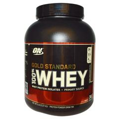 100% Whey, Gold Standard, Double Rich Chocolate
