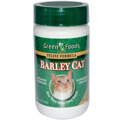 Green Foods Corporation, Barley Cat