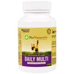 Pet Naturals of Vermont, Daily Multi, For Cats