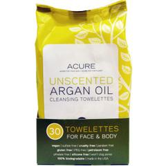 Acure Organics, Cleansing Towelettes