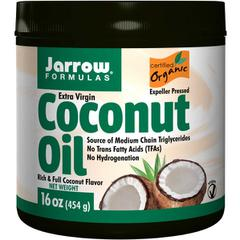 Jarrow Formulas, Organic, Extra Virgin Coconut Oil