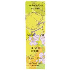 Sarabecca, Natural Roll-On Perfume