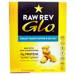 Raw Revolution, Glo Bars