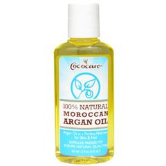 Cococare, 100% Natural Moroccan Argan Oil
