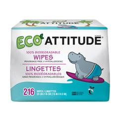 ATTITUDE, Eco Wipes