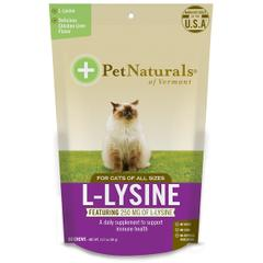 Pet Naturals of Vermont, L-Lysine, For Cats