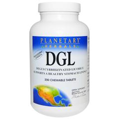 Planetary Herbals, DGL