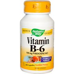 Nature's Way, Vitamin B-6