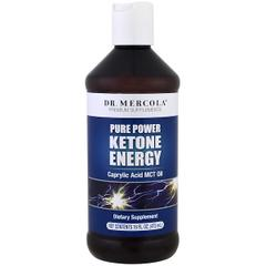 Dr. Mercola, Pure Power Ketone Energy
