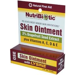 фото NutriBiotic, Skin Ointment