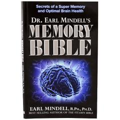 Memory Bible, By Dr. Earl Mindell